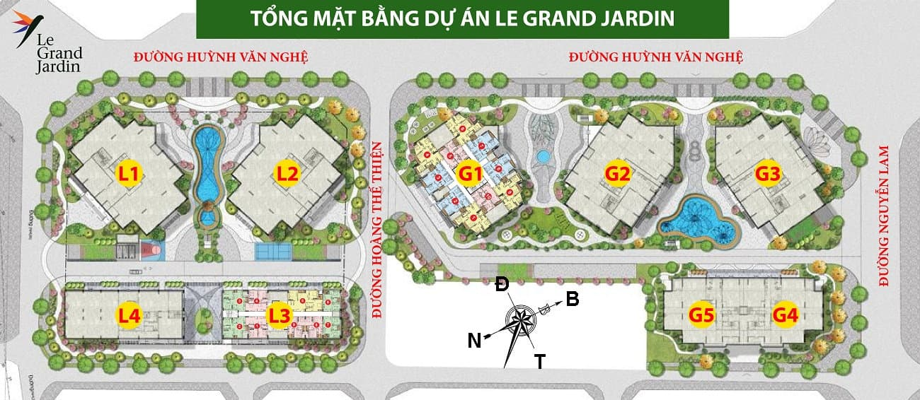 mat bang tong the du an chung cu le grand jardin no15 no16 sai dong