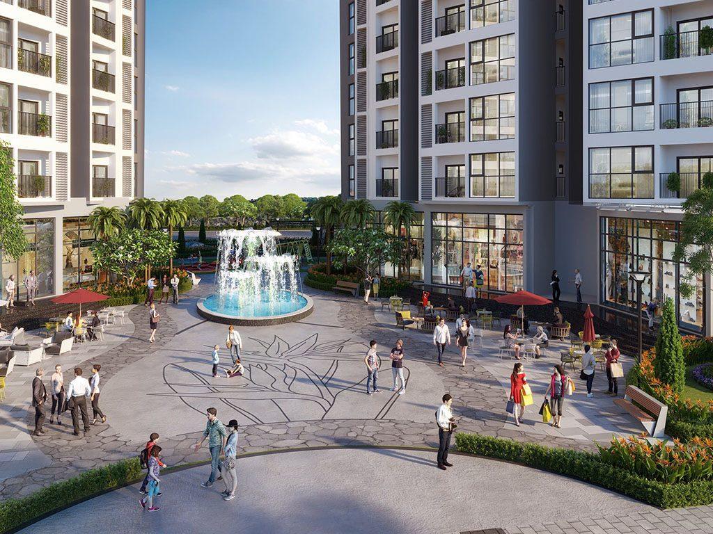 Le Grand Jardin Kiến tạo không gian sống kết nối
