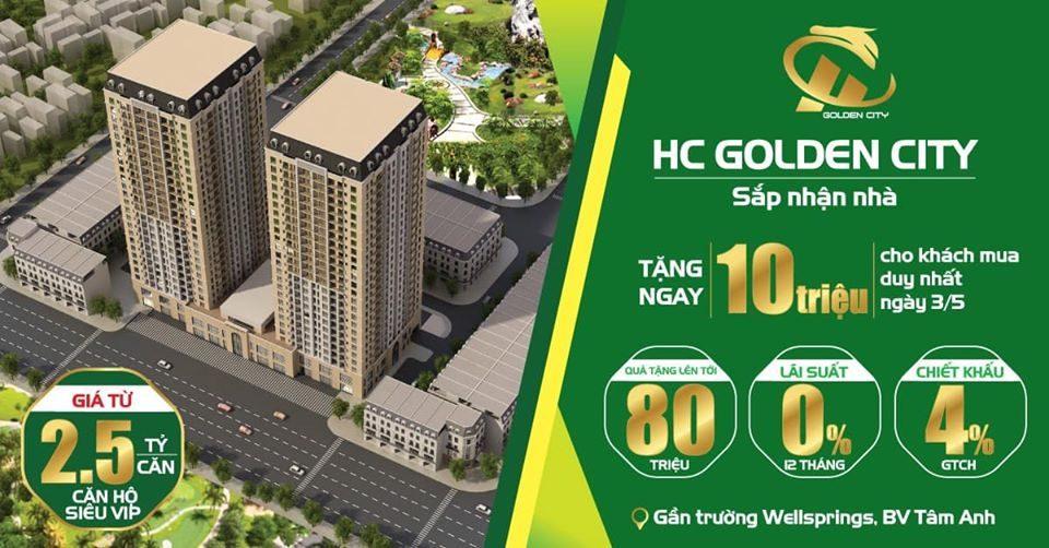 Dự án HC Golden City