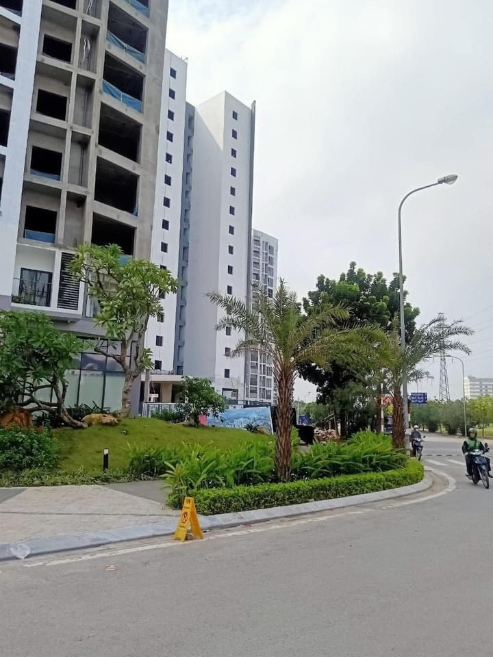 Tiến độ xây dựng tòa G3 dự án Le Grand Jardin Sài Đồng 25-09-202